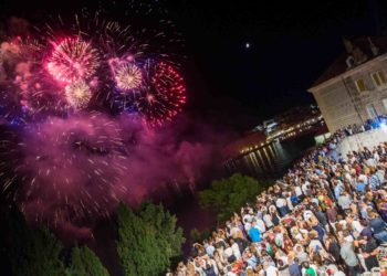 67th Dubrovnik Summer Festival opened Sunday 5