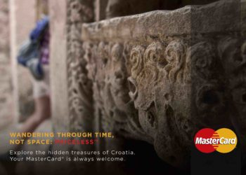 New campaign for MasterCard signed by McCann Zagreb 2