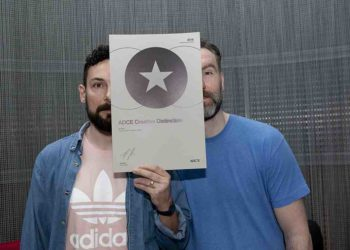 "Art Directors Club of Europe recognises 4Creative's ""We are the Superhumans"" with Creative Distinction Award"