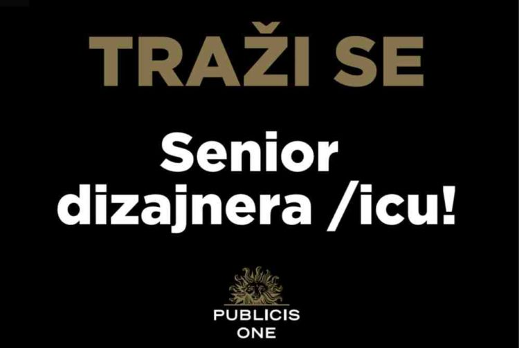 Multiple positions open at Publicis One Croatia! 3