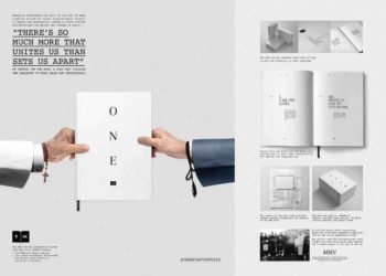 Srebro na Epica Awards za projekat The One Book for Peace