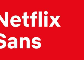 Netflix now has its own custom font