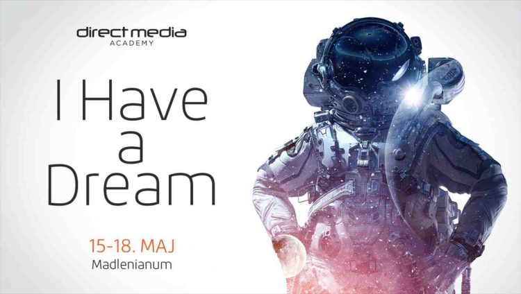 Direct Media Academy will reveal how to turn dreams into reality