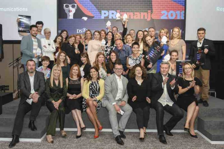 Represent Communications is the PR Agency of the Year in Serbia, New Moment takes three awards, Lazar Bošković honored with special award 1