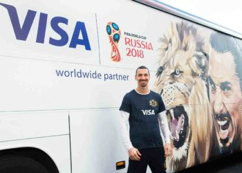 Visa is bringing Zlatan Ibrahimović to the 2018 FIFA World Cup Russia