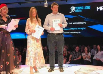 Barbara Vugec and Marko Matejčić: We are going to Cannes Young Lions to win