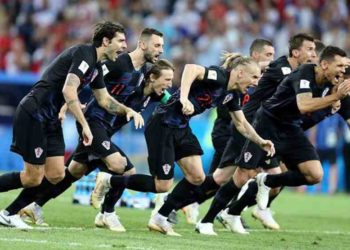 How much was Croatia's finals worth in promotional sense?