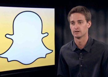 Number of Snapchat users in sharp decline