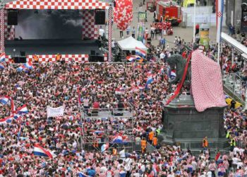 Over 130 Million People Watched the World Cup in Central and Eastern Europe
