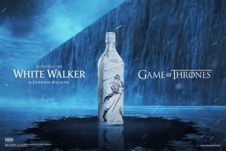 "Johnnie Walker i Game of Thrones poručuju: ""Zima je stigla"" sa novom linijom boca"