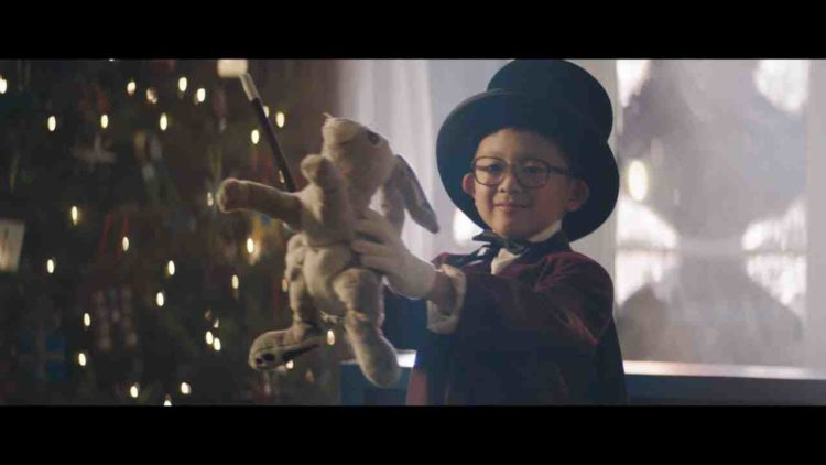 Ikea Canada turns to magic in latest holiday spot