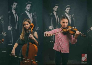 Mercator presents their young music talents for the first time