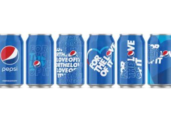 Pepsi uveo novi slogan, 'For the Love of It', u sklopu nove marketinške strategije