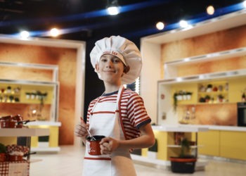 Mercator's project My Brands in the light of culinary mastery of kids